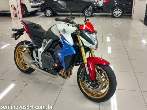 Honda CB 1000 R TRICOLOR