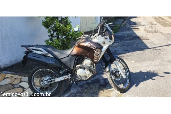 Yamaha XTZ 250 Teneré